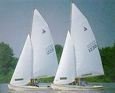 Interlake Sailing at ISC