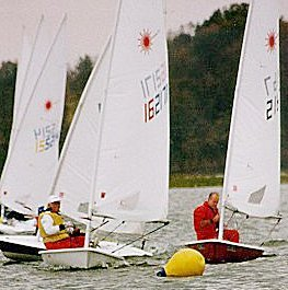 LaserSailing at ISC